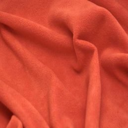 Orange-Polar-Fleece