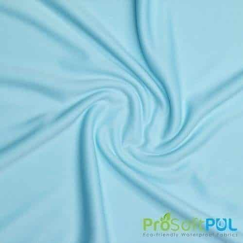 ProSoft® Waterproof 1 mil PUL Seaspray