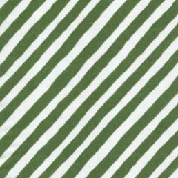 Its-Christmas_Green-white-stripe_In-the-beginning_Cotton-fabric
