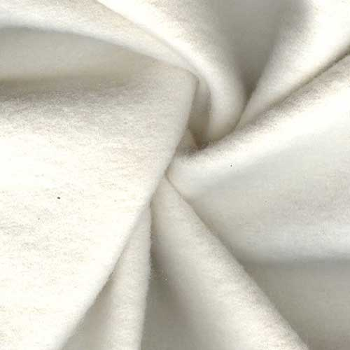 bamboo fleece natural material fabric