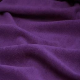 Purple Anti Pil Polar Fleece