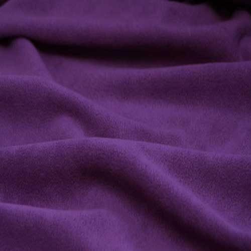 Purple Anti Pil Polar Fleece