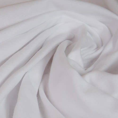 Cotton Flannel (Wynciette) White