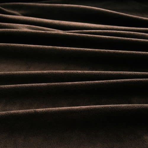 Brown Anti Pil Polar Fleece