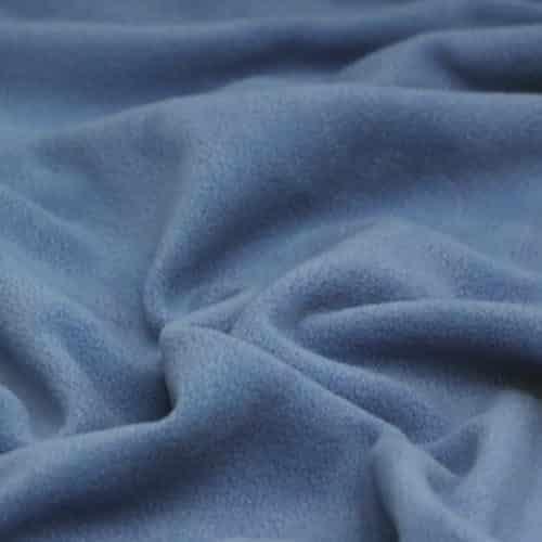 Dark Sky Blue Anti Pil Polar Fleece