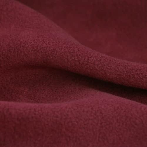 Wine Anti Pil Polar Fleece