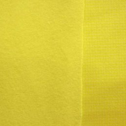 Sulphur Yellow Polartec Wind Pro Fleece Hardface Nylon-Jersey Velour with Stretch 9591
