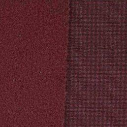 Burgundy Polartec Wind Pro Fleece Hardface Jersey-Velour 9509