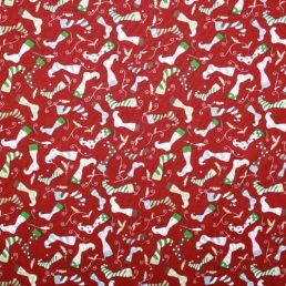 Christmas Stockings Cotton