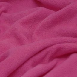 Hot Pink Anti Pil Polar Fleece