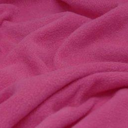 Hot Pink Anti Pil Polar Fleece