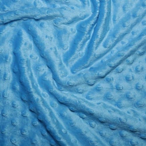 Cuddle Plush Supersoft Dimple Turquoise