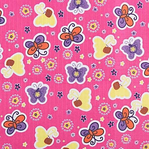 Butterfly Ripstop Fabric