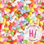Jelly Beans Cotton Jersey Fabric