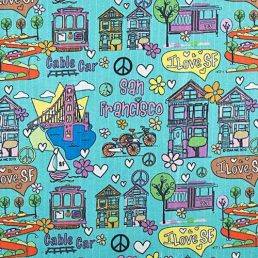 San Fran Ripstop Fabric