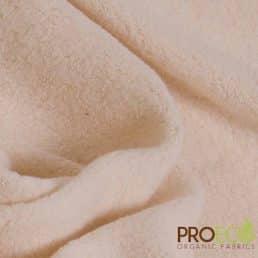 Pre-Activated ProEco Organic Cotton Sherpa