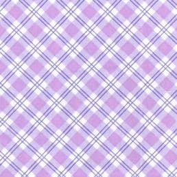 Cotton Flannel (Wynciette) Lilac Check