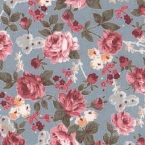 Rose Garden Cotton Fabric