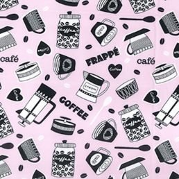 Barista Cotton Fabric