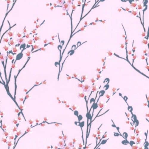 Blossom Pink Cotton Fabric