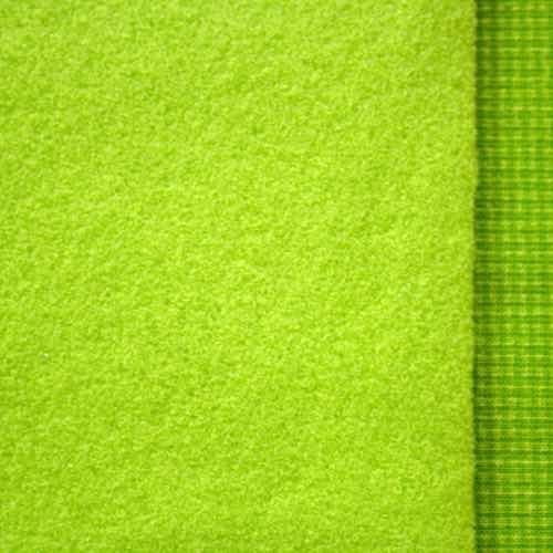 Lemongrass Polartec Power Stretch Fleece Hardface Jersey-Velour 9411