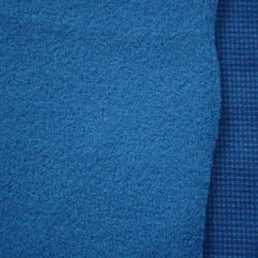 Spring Blue Polartec Power Stretch Fleece Hardface Jersey-Velour 9411