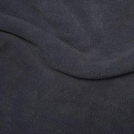 Grey Anti Pil Polar Fleece