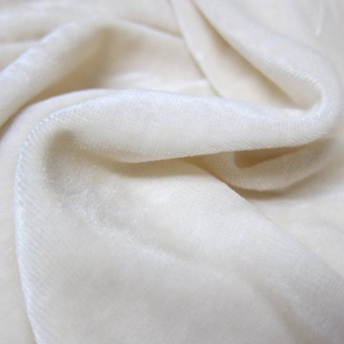 Heavy Bamboo Velour Fabric 340GSM
