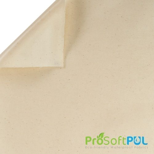 ProSoft® Food Safe Organic Cotton Waterproof PUL