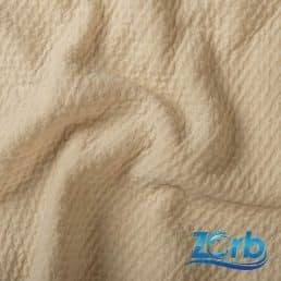 Zorb® 3D Organic Cotton Dimple Fabric