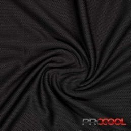 ProCool® Athletic Jersey Mesh Black