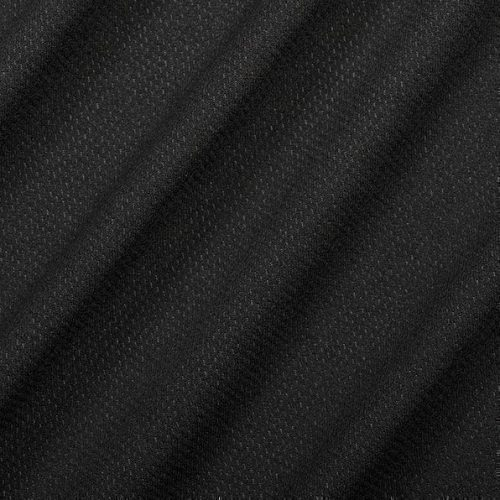 ProCool® Stretch-FIT Dri-QWick™ Sports Jersey Fabric with 1-Way-Wicking™ Black