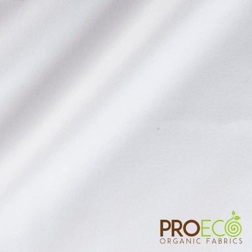 ProECO® Organic Cotton Interlock White