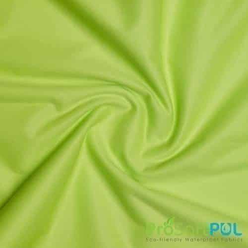 ProSoft® Waterproof 1 mil PUL Green Apple