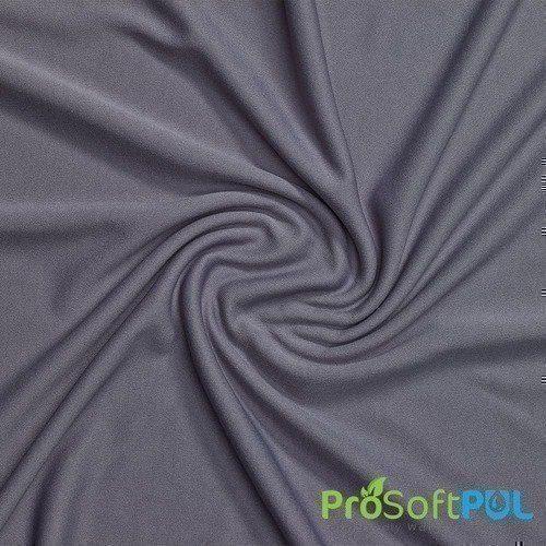 ProSoft® Waterproof 1 mil PUL Stone Grey