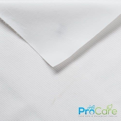 "ProCare® Food Safe Waterproof Fabric White - 36"" wide - By the Roll"