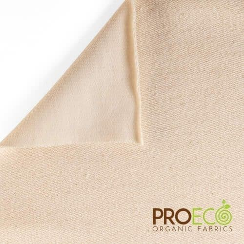 ProECO® Bamboo French Terry Fabric with SILVADUR™ - By the Roll
