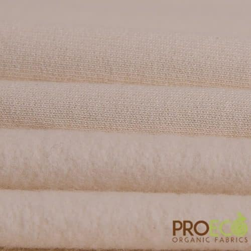ProECO® Organic Cotton Fleece - By the Roll