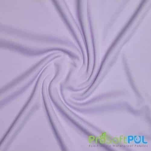 ProSoft® Food Safe Waterproof PUL Light Lavender - By the Roll