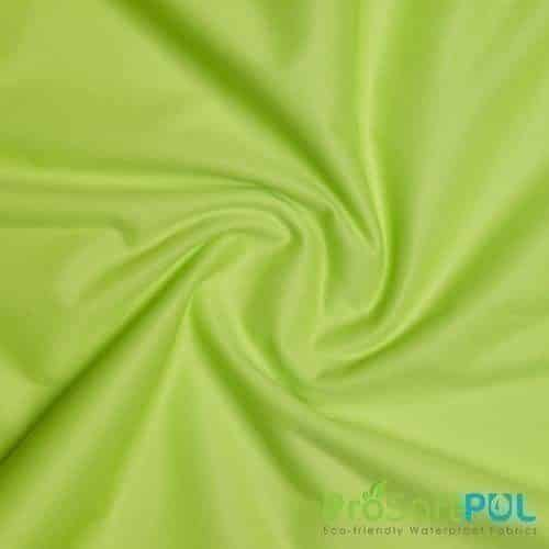 ProSoft® Waterproof 1 mil PUL Green Apple - By the Roll