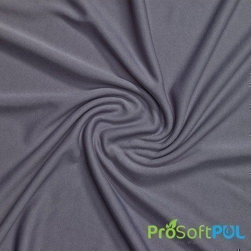 ProSoft® Waterproof 1 mil PUL Stone Grey - By the Roll