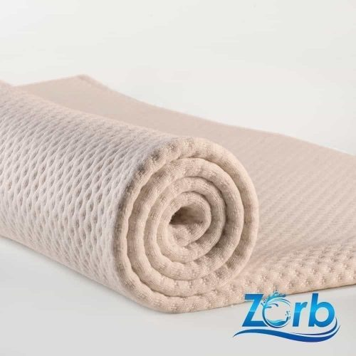 Zorb® 3D Heavy Bamboo Dimple Fabric with SILVADUR™ - By the Roll