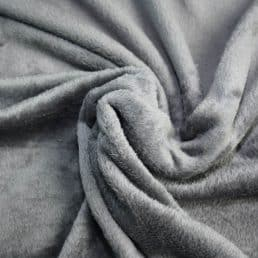 Dark Grey Supersoft Fleece