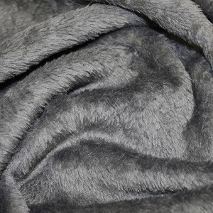 Dark Grey Supersoft Fleece