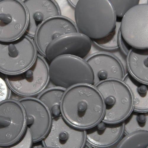 KAM Snaps B13 Stone Grey (Size 20)