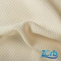 Zorb 3D Dimple Natural Wrinkle Logo