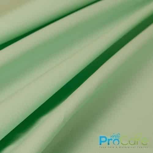 "ProCare® Heavy Duty FoodSAFE Waterproof Fabric Medical Green (36"" wide)"