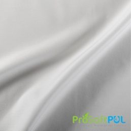 ProSoft® FoodSAFE Organic Cotton Waterproof PUL White