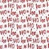 Ho Ho Ho Christmas Cotton