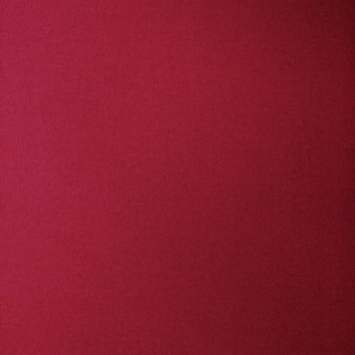 Claret Plain Cotton Fabric